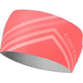 Castelli Viva 2 Headband Women brilliant pink